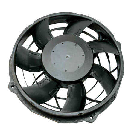 Maintenance-Free Electric Condenser Fan