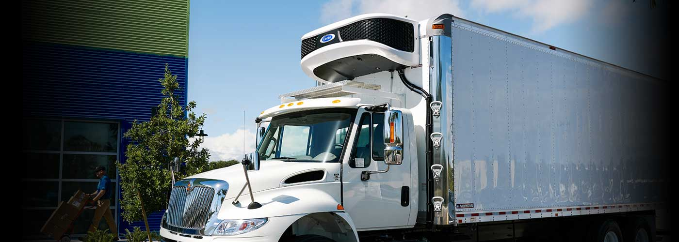 The New Supra Series from Carrier Transicold